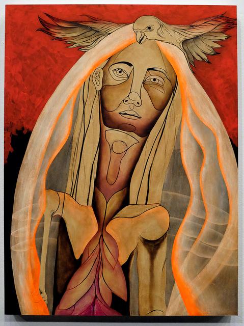 , 'Parrot Bride,' 2013-2014, ANNO DOMINI