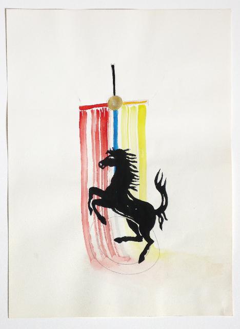, 'Untitled (Serie Richtungen),' 1987, Mai 36 Galerie