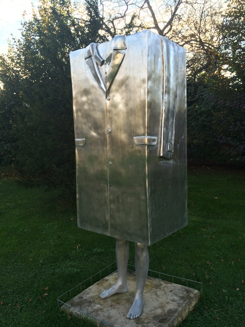 , 'Big Coat,' 2010, Elgiz Museum