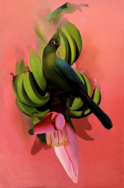 Manu Muñoz, 'Turaco (give me poison)', 2018, Blanca Soto Arte