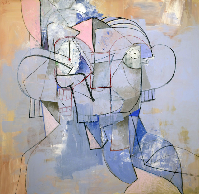 , 'Constellation Portrait,' 2013, Simon Lee Gallery