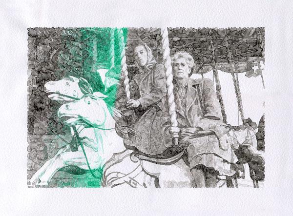 Kerim Ragimov, 'Fear Fair. #24', 2014, Marina Gisich Gallery