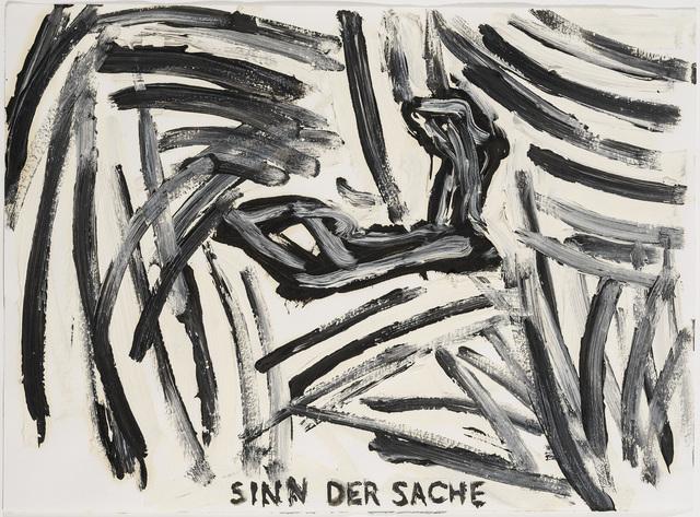 , 'Sinn der Sache,' 1981, Jahn und Jahn
