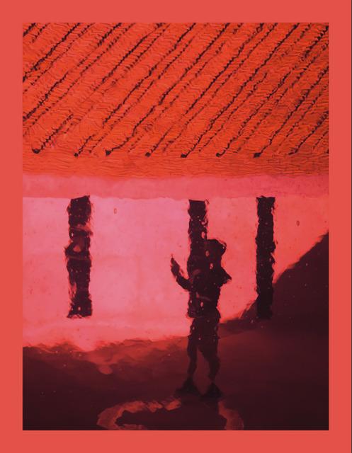Max De Frost, 'YSL / Marrakech (Red)', 2019, Michael Steinberg Fine Art