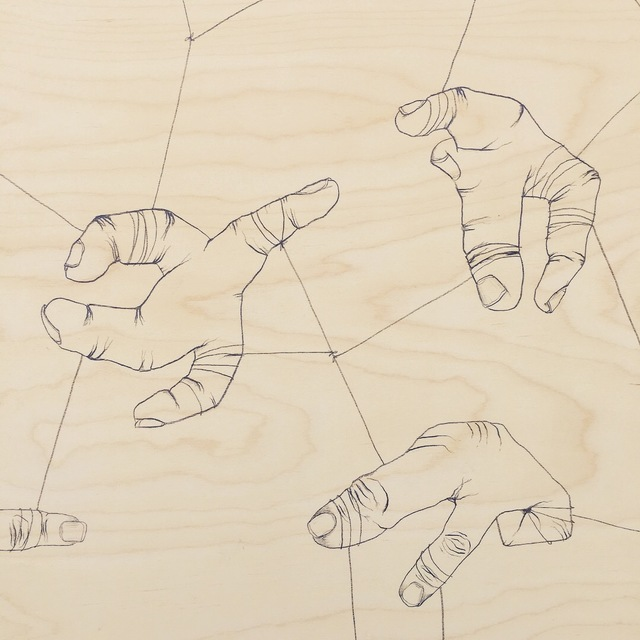 Brian Mallman, 'Still Connected 2', 2017, Open Mind Art Space