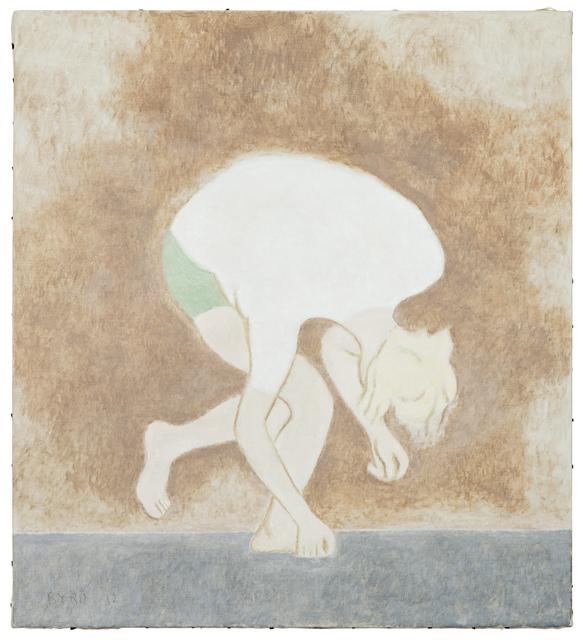 , 'Woman Stooping,' 2013, Fleisher/Ollman