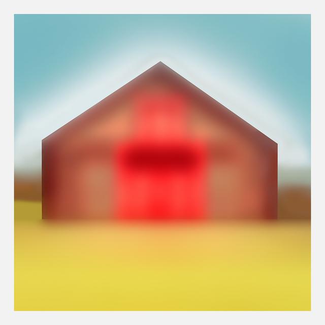 , 'Barn #3,' 2018, Rick Wester Fine Art