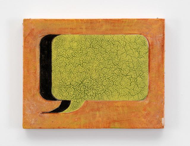 , 'He Said (Carlos),' 2017, Bortolami