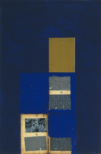 James Brown, 'Shadow 12', 1990, Galerie Lelong & Co.