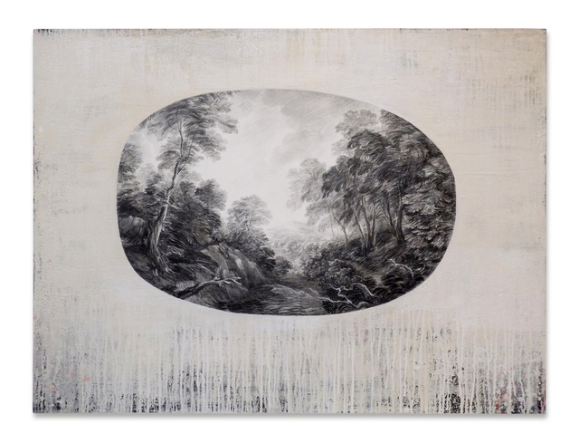 , 'Desire & Longing 21,' 2017, Le Salon Vert