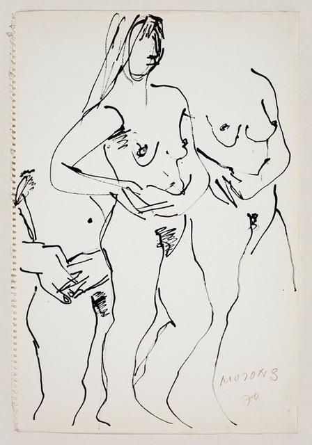, 'Figure 59,' 1970, Aye Gallery