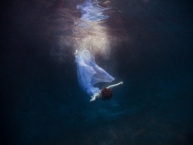 Tyler Shields, 'Submerged ', 2013, Photography, Chromogenic Print on Kodak Endura Luster Paper, Isabella Garrucho Fine Art