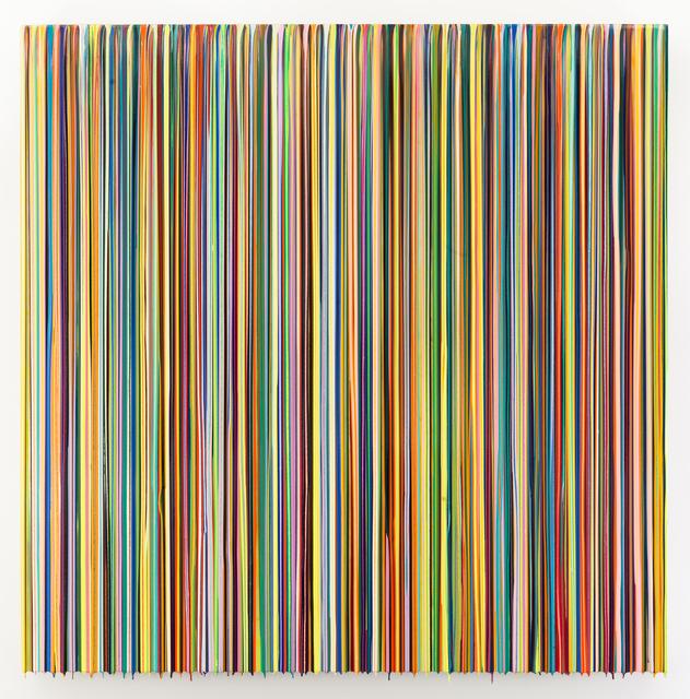 , 'I'VEBEENWAITINGFORAGUIDETOTAKEMEBYTHEHAND,' 2015, Miles McEnery Gallery