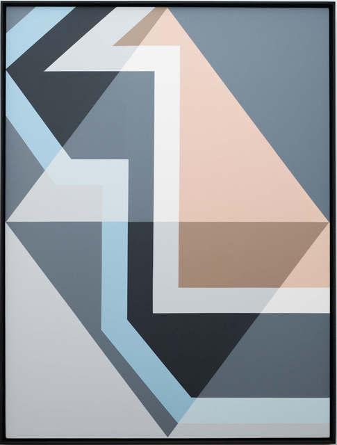 Tavar Zawacki aka ABOVE, 'Diamond Alignment', 2018, Die Kunstagentin
