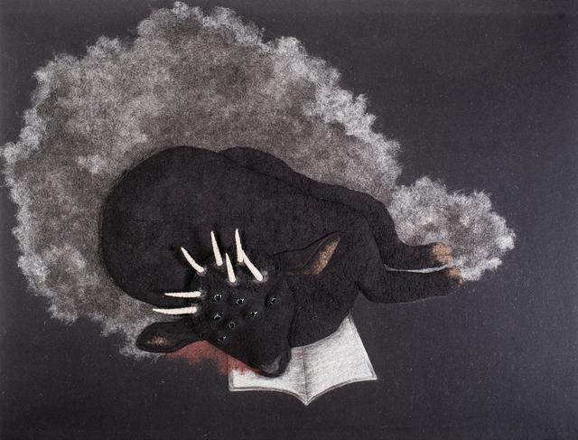 , 'Cordero Negro,' 2019, MAIA Contemporary
