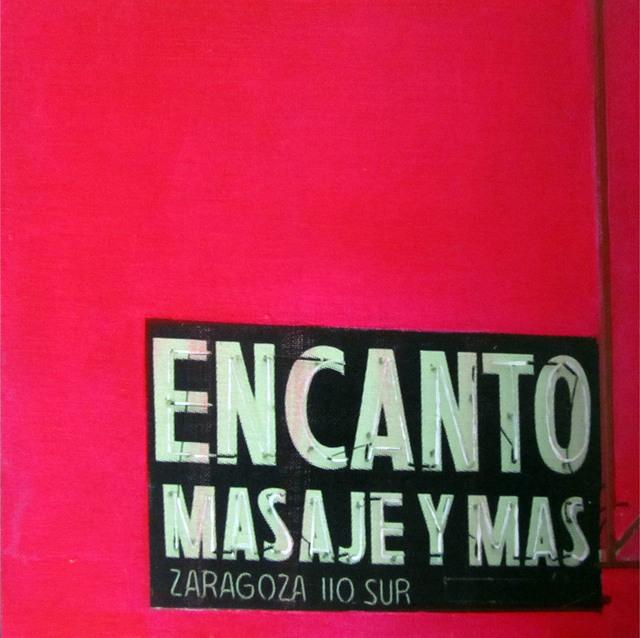, 'Masajes ,' 2011, Galería Quetzalli