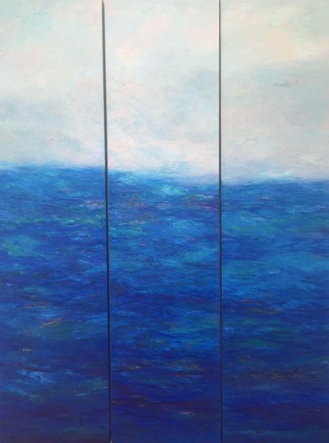 Georgeana Ireland, 'Ireland-Waterdance III - Triptych', Ethos Contemporary Art