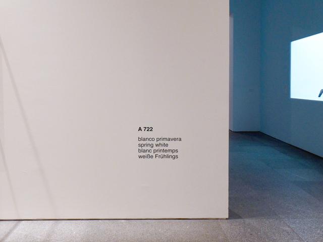 , 'Diez blancos (blanco primavera),' 2015, Estrany - De La Mota