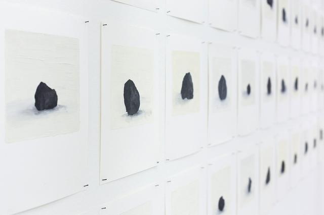 , 'Untitled Pedras (series of 14),' 2014, LAMB Arts