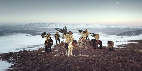 , 'Altai Sum, Bayan Ulgii Province, Mongolia,' 2017, Shoot Gallery