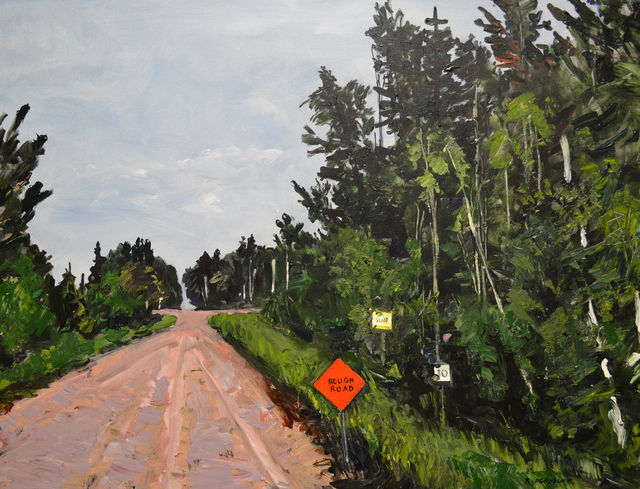 , 'Rough Road 17,' 2017, The GALLERY/ art placement