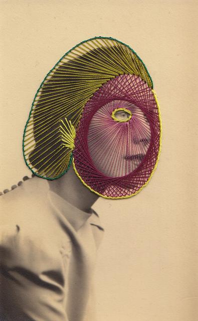 , 'Linda,' 2015, Haines Gallery