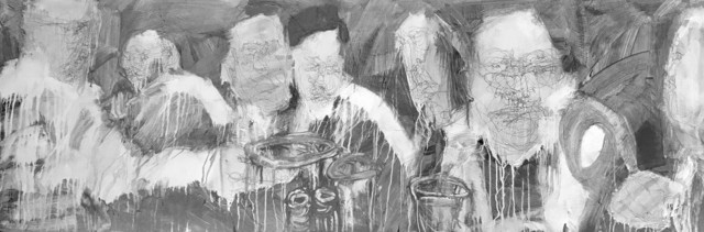 , 'Line Silver Series: Soup,' 2019, ÆRENA Galleries and Gardens