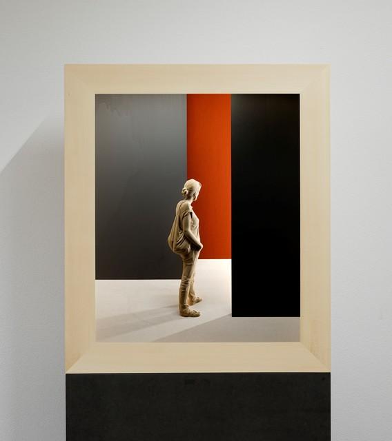 , 'Entrance,' 2018, Liquid art system