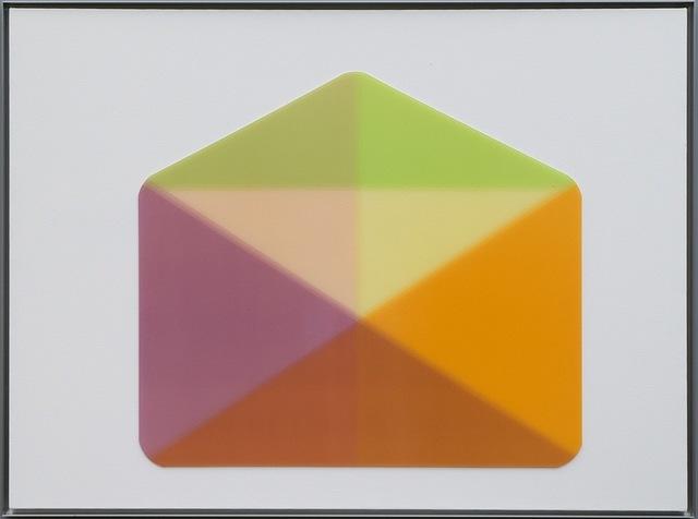, 'Letterbox,' 2016, Gallery Jones