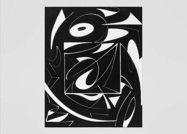 , 'Enigma #2,' 2018, ABXY