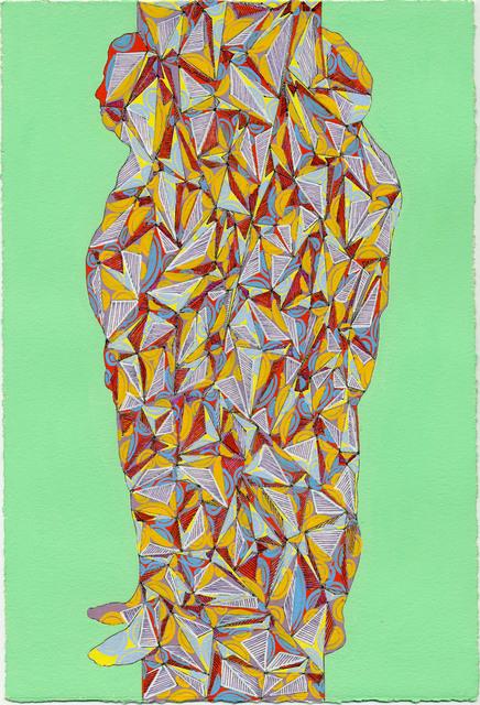 , 'Divided Man 19,' , Miller Yezerski Gallery