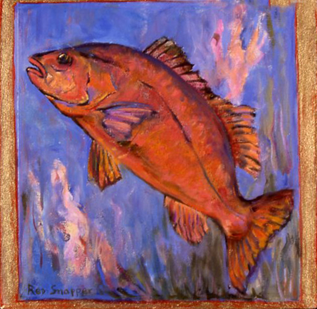 Diana Kurz, 'Red Snapper', 1994, Anthony Horth Gallery