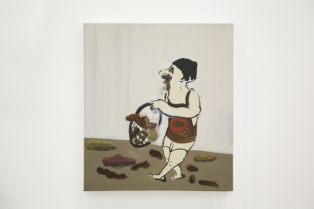 , 'Salesman,' 2014, Pilar Corrias Gallery
