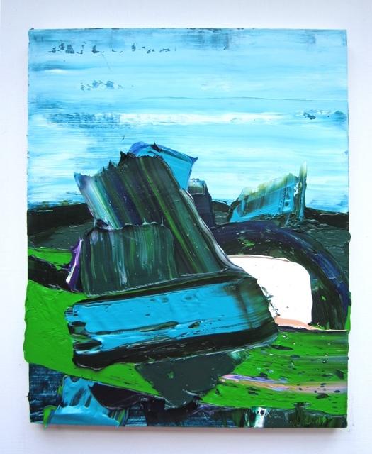, 'Breathing Under Water,' 2017, Miller Yezerski Gallery