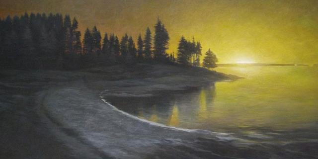 Greg Mort, 'Caldwell Sunburst', 2017, Somerville Manning Gallery