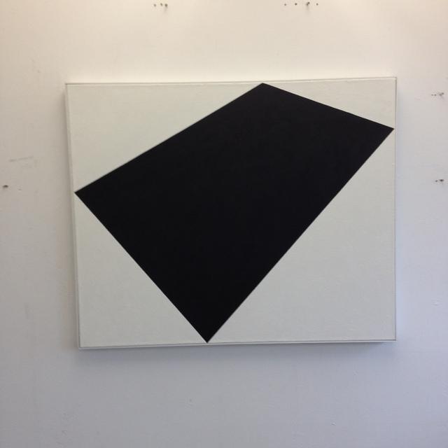Ivo Ringe, 'MAGIC CARPET WHITE / BLACK', 2016/2019, Galerie Floss & Schultz