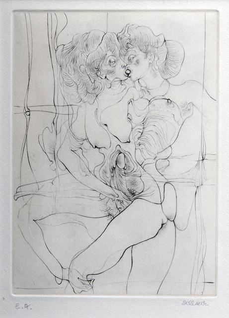 , 'A Sade #8,' 1961, Hieronymus