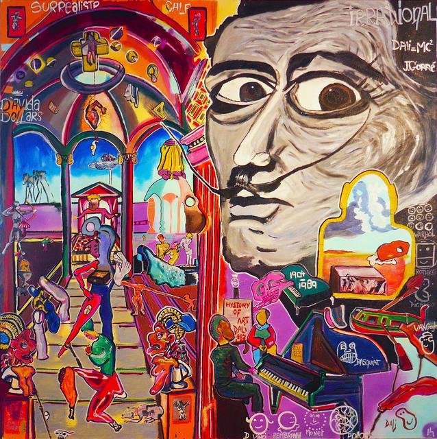 , 'Salvador Dali,' 2017, No Galerie
