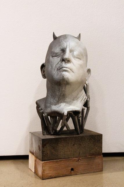 , 'Portrait Anibal J.,' 2012, Mario Mauroner Contemporary Art Salzburg-Vienna
