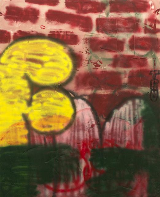 , 'BRIXKISS,' 2015, Johannes Vogt Gallery