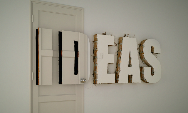 , 'Ideas,' 2015, Nina Menocal Gallery