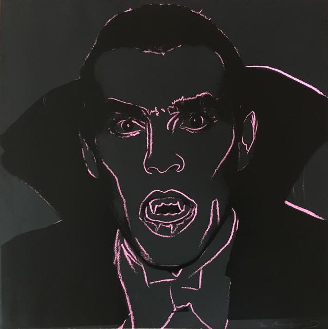 , 'Dracula, from Myths Series, F.S. II. 264,' 1981, Verosa