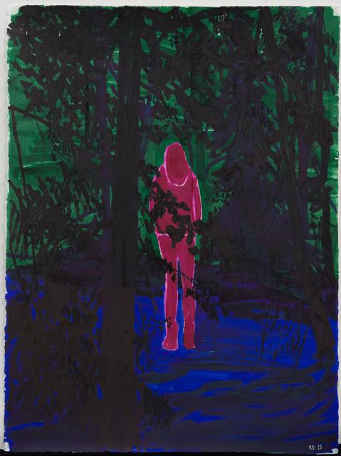 , 'Untitled,' 2016, Galerie Antoine Ertaskiran