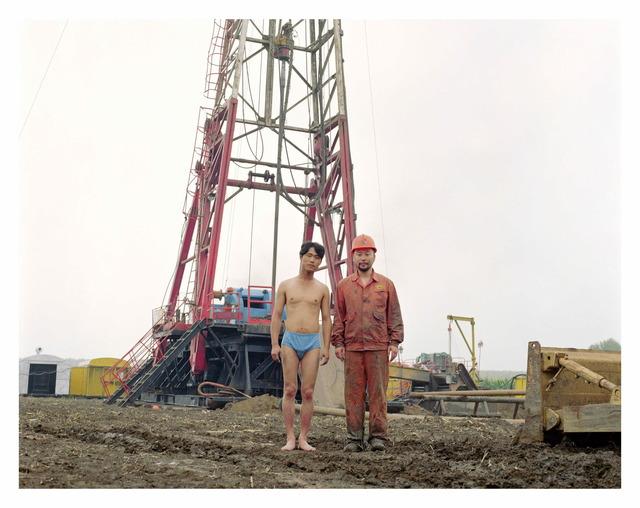, 'Identity Exchange Series, Old Field Worker,' 2004, Contemporary by Angela Li