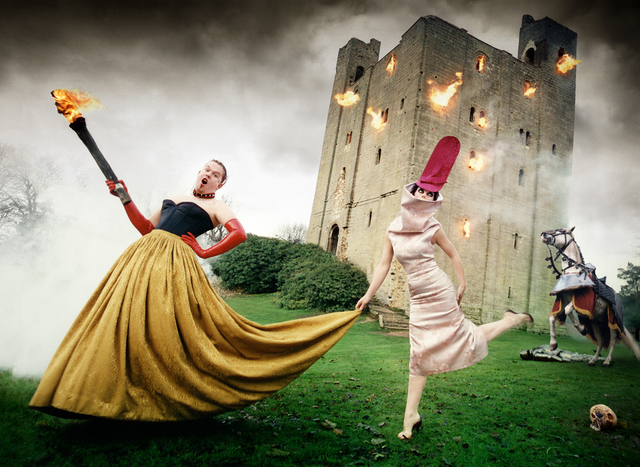 , 'Alexander McQueen and Isabella Blow: Burning Down the House,' 1997, Staley-Wise Gallery