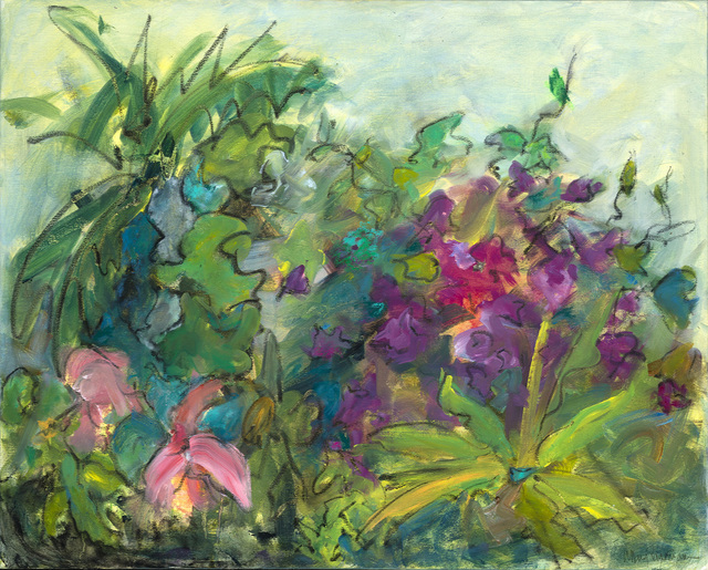 Mary Page Evans, 'Winter Garden', 2019, Somerville Manning Gallery