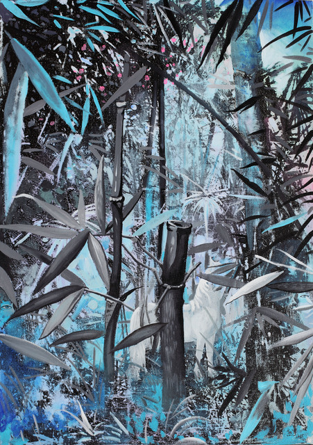 , 'Bamboo grove series,' 2015, Asia Scene Artspace