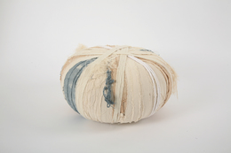 Tanya Aguiñiga, 'Monadnock', 2013, Design/Decorative Art, High density foam, raw and hand-dyed canvas, wool yarn, cotton twine, cotton rope, Volume Gallery