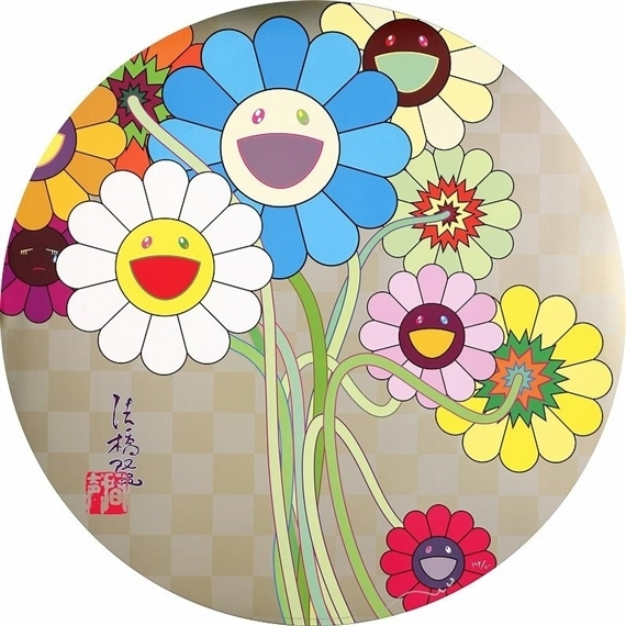 Takashi Murakami, 'Flowers for Algernon', 2010, Barter Paris Art Club