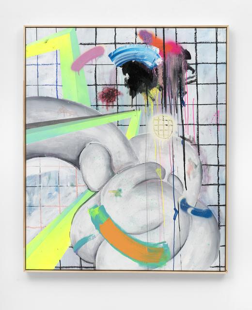 , 'Komisch anatomisch,' 2017, FELD+HAUS